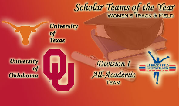 Women's Scholar Team of the Year Nods Handed to Texas, Oklahoma in Division I
