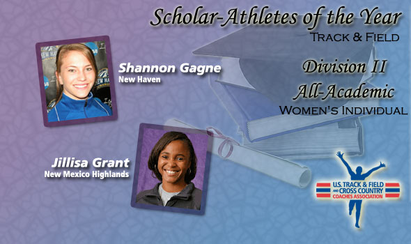 New Haven's Gagne Claims Unprecedented Three National Scholar-Athlete Awards in Division II