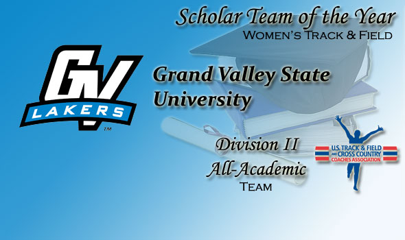 Grand Valley State Adds Two More Awards to Magical 2010-2011 School Year