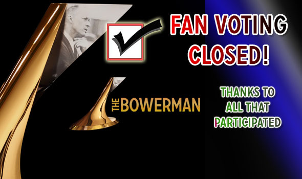 Bowerman Fan Vote Closed, Three-Fold Record of Ballots Cast