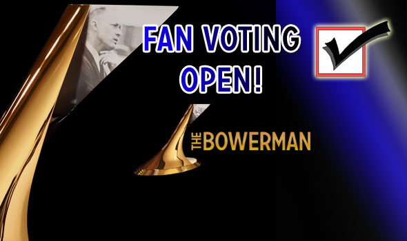 Let Your Voice Be Heard! Online Fan Voting for The Bowerman Underway