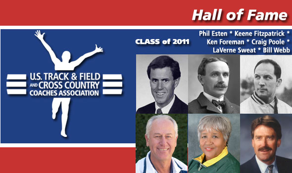 USTFCCCA's Hall of Fame Class of 2011 Announced