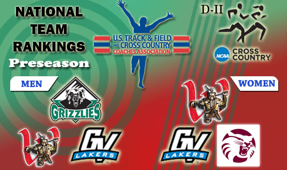Adams State's Men, Western State's Women Picked No. 1 to Begin DII Cross Country Season