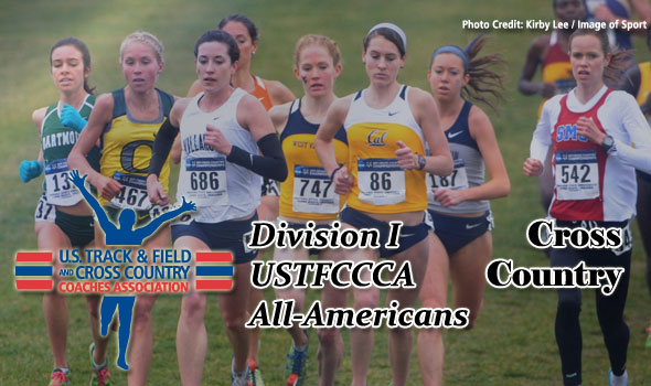USTFCCCA Cross Country All-America Honors Awarded in Division I