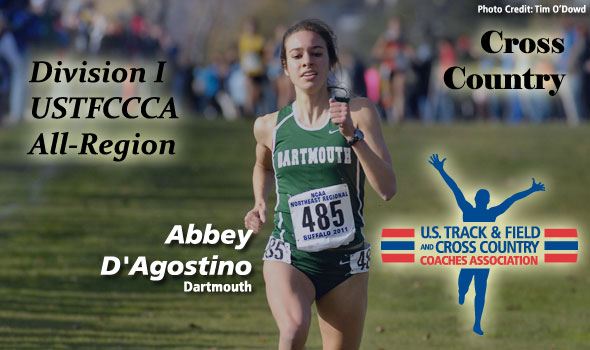 USTFCCCA All-Region Honorees Announced for 2011 NCAA Division I Cross Country