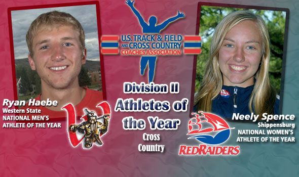 National Awards for Division II Cross Country Announced