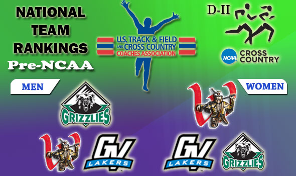 DII National Rankings: Adams State's Men Takes Back No. 1
