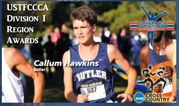USTFCCCA Division I Cross Country Regional Award Winners for 2011 Released