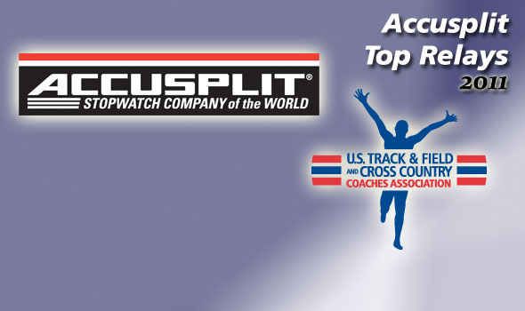 Nation's Top Relays of 2011 Honored at Accusplit Breakfast