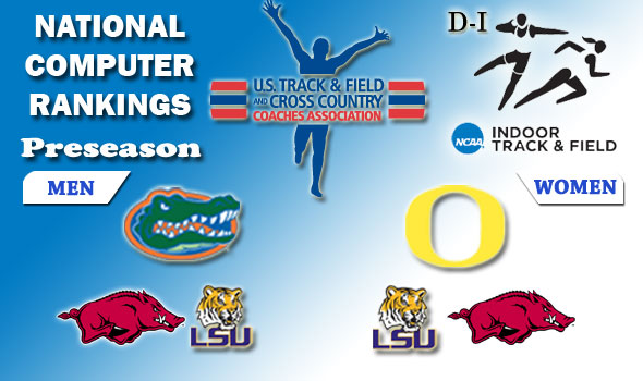Two-Time Defending Champs Florida, Oregon Begin 2012 in No. 1 Position