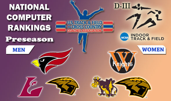 DIII Indoor Track & Field Preseason Top Teams are North Central, Wartburg
