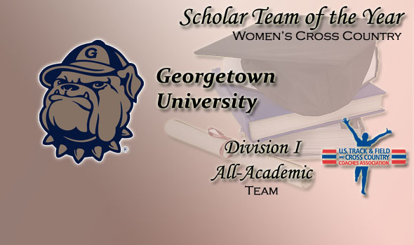 NCAA DI Champ Georgetown Picks Up Scholar-Team of the Year Honor