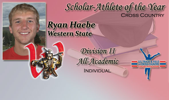 Haebe Adds Scholar-Athlete of the Year Honors to NCAA Individual, Team Crowns
