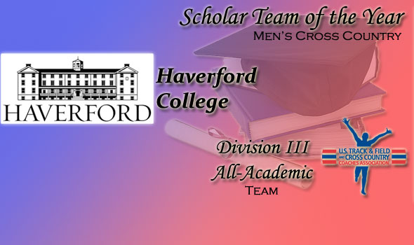 Haverford Tapped as Scholar Team of the Year for Second-Straight Year