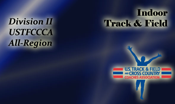 All-Region Awards for 2012 Division II Indoor Track & Field Announced