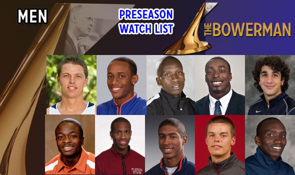 Jarret Eaton, Gunnar Nixon Join The Bowerman's Watch List of Ten