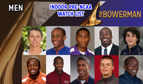 Kynard Promoted to The Bowerman Watch List
