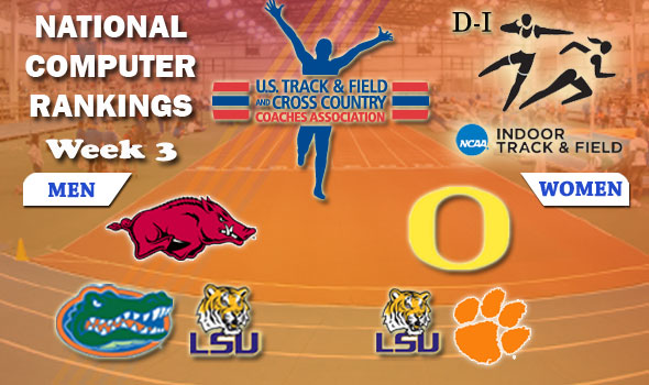 Clemson's Women Step into Top Three for First Time with New DI Rankings