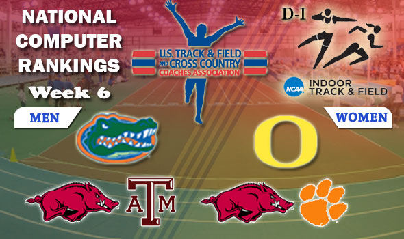 Conference Title Not Enough to Keep Arkansas No. 1; Two-Time Champs Florida Moves Up