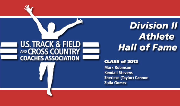 Robinson, Stevens, Taylor, Gomez Named to Division II Athlete Hall of Fame