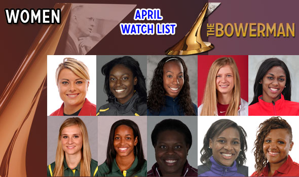 Oklahoma's Brittany Borman is the Latest to be Added to Women's Bowerman Watch