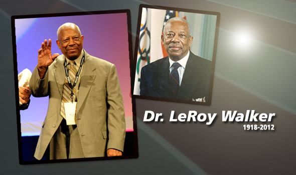 Legendary Coach Dr. LeRoy Walker Passes Away at 93