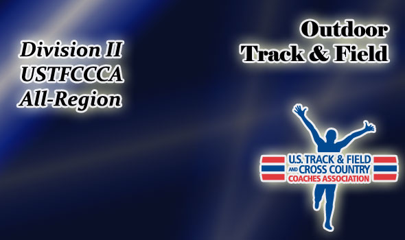 All-Region Awards for 2012 Division II Outdoor Track & Field Announced