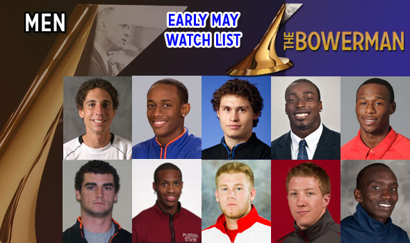 The Bowerman Watch List Now Eyes Glover, Levins, McCullough