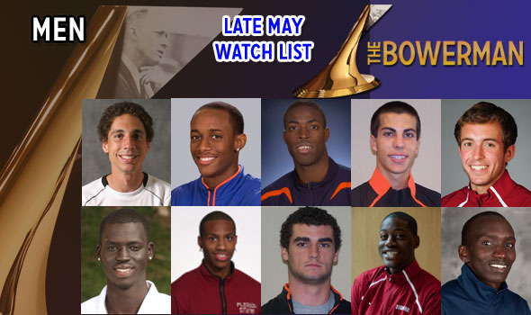 Final Men's Watch List Adds Cabral, Morton; McCullough, Riley Return