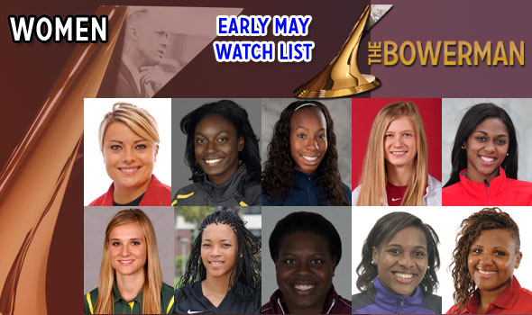 Freeman Returns to The Bowerman Women's Watch List