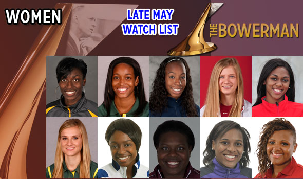 Kansas' Diamond Dixon Now on The Bowerman Watch