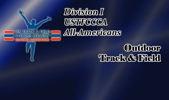 USTFCCCA Division I Outdoor Track & Field 2012 All-America Recipients Named
