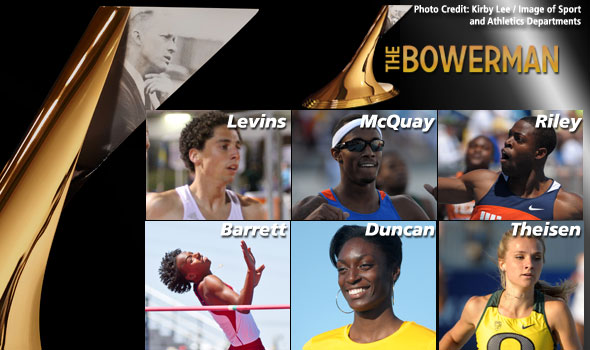 Finalists for 2012 Awarding of The Bowerman Announced