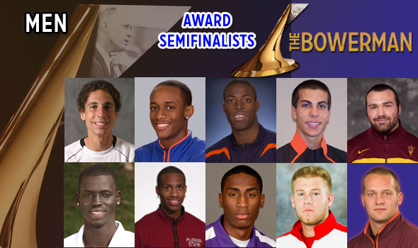 Men's Semifinalists Named for The Bowerman
