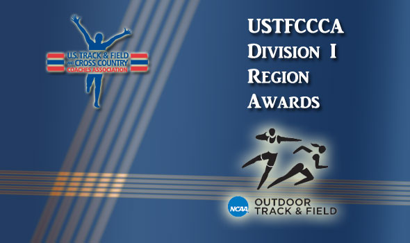 USTFCCCA Region Award Winners Announced for DI Outdoor Track & Field