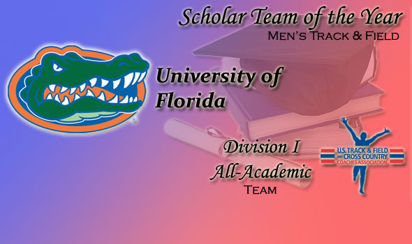 DI Men's Scholar Team of the Year Awards Swept by Florida
