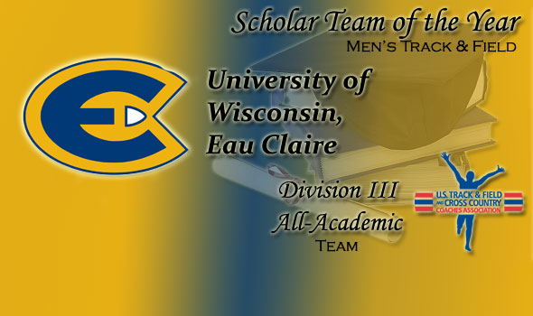 UW-Eau Claire Men's Team Notches Both Scholar Team of the Awards in DIII