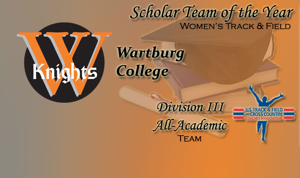 Wartburg's Record-Setting 2012 Sweetened by Scholar Team of the Year Nods