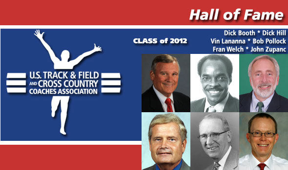 USTFCCCA Hall of Fame Class of 2012 is Best Described as Exceptional
