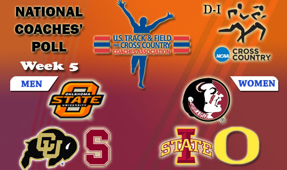 DI Coaches' Poll Jostled by Previous Weekend Results