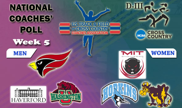 DIII National Poll: MIT Women Back To The Top