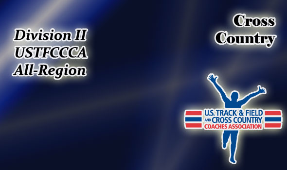 USTFCCCA All-Region Named for 2012 NCAA Division II Cross Country