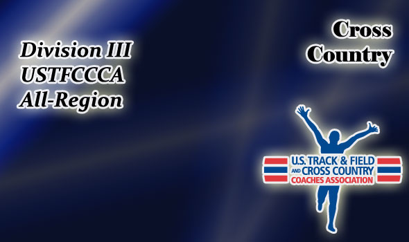 Cross Country All-Region Named for 2012 NCAA Division III