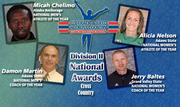 Cross Country DII National Awards Announced
