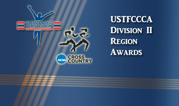 Regional Award Winners for 2012 Released for Division II Cross Country