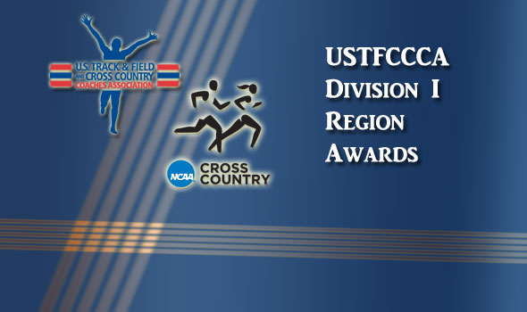 USTFCCCA Division I Cross Country Regional Award Winners for 2012 Released