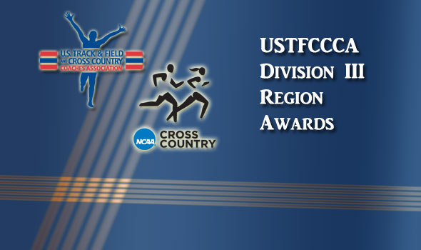 Region Award Winners in Division III Announced for 2012 Cross Country