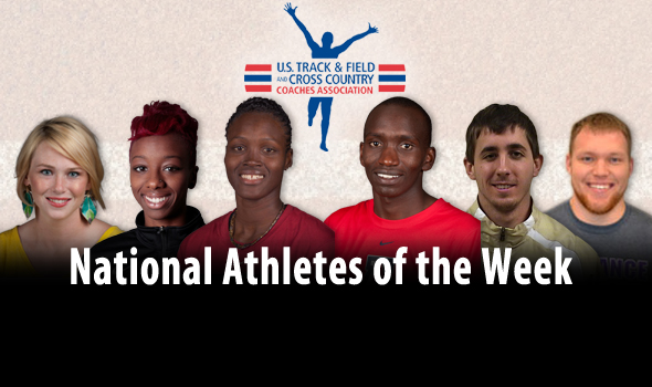 Lalang, Alcide Earn DI National Athlete of the Week Honors