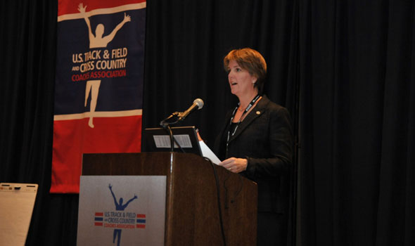 Penn State's Beth Alford-Sullivan Named Future President of the USTFCCCA