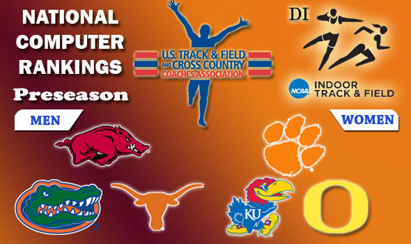 Arkansas Men, Clemson Women Headline the 2013 DI Preseason Projections